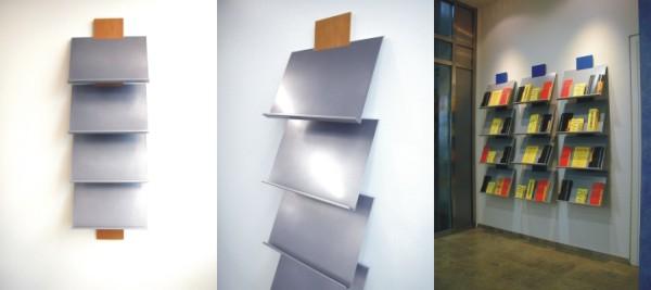 CarGo – Display für Zeitschriften, Bücher und Prospekte